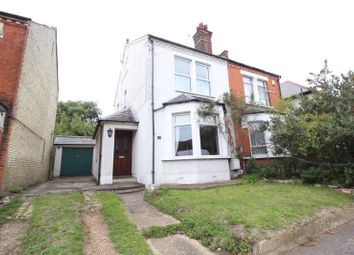 Thumbnail 4 bed semi-detached house for sale in Crescent Road, New Barnet, Barnet