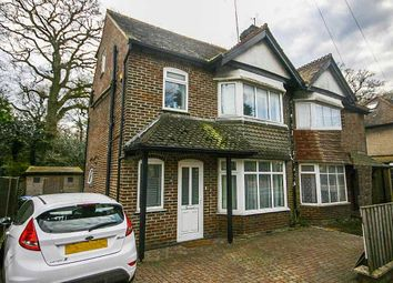 Thumbnail 4 bedroom semi-detached house for sale in Burgess Road, Southampton