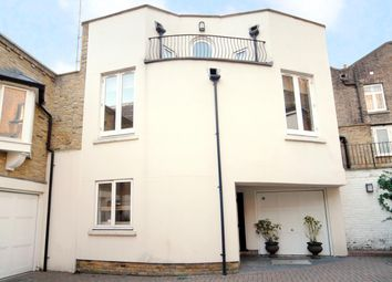 Thumbnail 3 bed mews house to rent in Eliot Mews, London