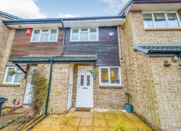 Thumbnail 2 bed terraced house for sale in Yew Grove, Welwyn Garden City