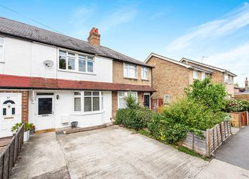 Thumbnail 3 bed terraced house for sale in Fullers Way North, Tolworth, Surbiton