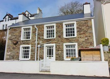 2 bed town house for sale in Maynrys, Bradda Road, Port Erin IM9