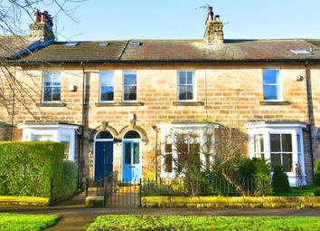 Thumbnail 4 bed terraced house for sale in West End Avenue, Harrogate