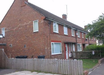 Thumbnail 3 bed semi-detached house to rent in Ruskin Road, Darlington