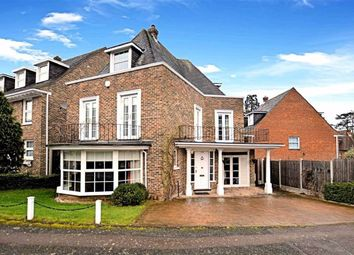 Thumbnail 5 bed detached house for sale in Theydon Grove, Epping, Essex