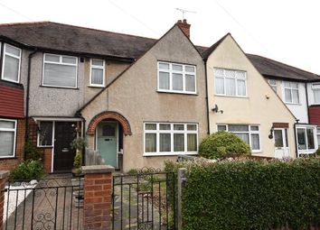 Thumbnail 3 bed terraced house for sale in Richmond Avenue, Uxbridge, Middlesex