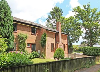 Thumbnail 4 bed end terrace house for sale in Middle Road, Sway, Lymington