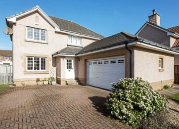 Thumbnail 5 bed detached house for sale in Tranter Crescent, Aberlady, Longniddry
