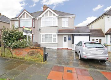 Thumbnail 3 bed semi-detached house for sale in Elmurst Road, London