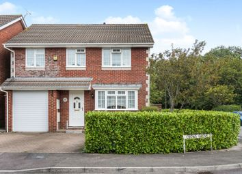 Thumbnail 4 bed detached house for sale in Crows Grove, Bradley Stoke