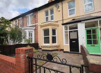 Thumbnail 6 bed terraced house to rent in Meldon Terrace, Heaton, Newcastle Upon Tyne