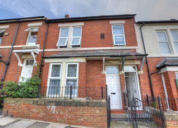 Thumbnail 2 bed flat for sale in Farndale Road, Benwell, Newcastle Upon Tyne
