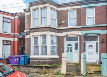 Thumbnail 3 bed terraced house for sale in Guernsey Road, Old Swan, Liverpool, Merseyside