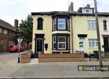Thumbnail 1 bed end terrace house to rent in Eastfield Road, Peterborough, Cambridgeshire.