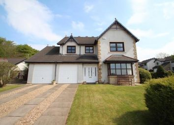 Thumbnail 4 bed detached house for sale in Lomond View, Symington, Kilmarnock, South Ayrshire