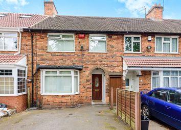 Thumbnail 3 bed terraced house for sale in The Ridgeway, Erdington, Birmingham