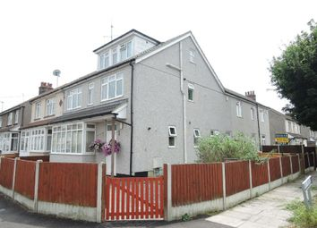 Thumbnail 2 bed maisonette for sale in Park Road, Clacton-On-Sea