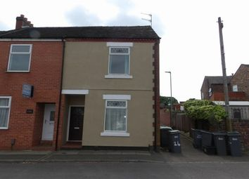 2 bed end terrace house to rent in Oxford Street, Stoke-On-Trent ST4