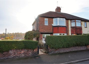 Thumbnail 3 bed semi-detached house for sale in Victoria Park Avenue, Bramley