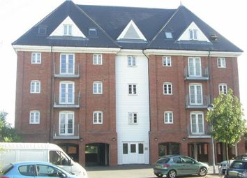 Thumbnail 2 bed flat to rent in Hardie's Point, Colchester