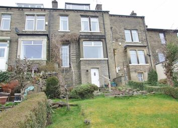 Thumbnail 4 bed terraced house for sale in The Wells, Trimmingham, Halifax