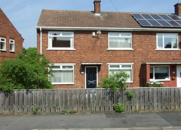 Thumbnail 3 bed end terrace house to rent in Braemar Road, Billingham