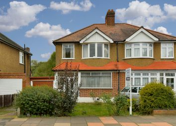 Thumbnail 3 bed semi-detached house for sale in Grand Avenue, Surbiton