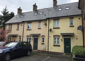 Thumbnail 3 bed property to rent in Woodman Court, Shaftesbury
