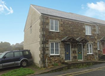 Thumbnail 2 bed terraced house for sale in Stray Park Terrace, Camborne, Cornwall