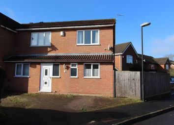 Thumbnail 3 bedroom semi-detached house for sale in Portmerion Close, Whitchurch, Bristol