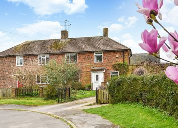 Thumbnail 4 bed semi-detached house for sale in Glenthorne Meadow, East Meon, Petersfield