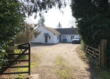 Thumbnail 3 bed bungalow for sale in East Lane, Chieveley, Newbury