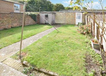 Thumbnail 3 bedroom end terrace house for sale in Saxon Close, Dunstable