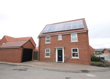 Thumbnail 3 bedroom detached house to rent in Bretton Close, Washington