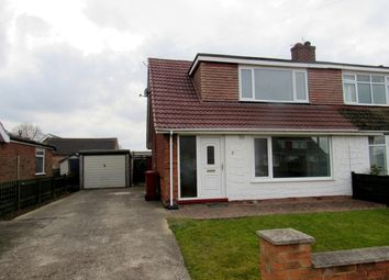 Thumbnail 3 bed bungalow to rent in Mayflower Close, South Killingholme, Immingham