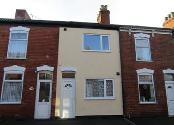 Thumbnail 3 bed terraced house to rent in Gray Street, Goole