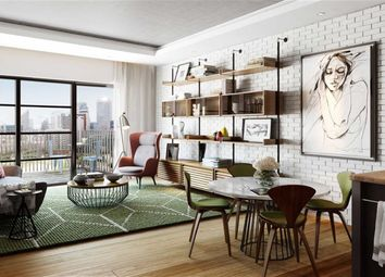 Thumbnail 2 bed flat for sale in Albion House, City Island, London