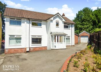 Thumbnail 4 bed detached house for sale in Pennant Crescent, Cardiff, South Glamorgan