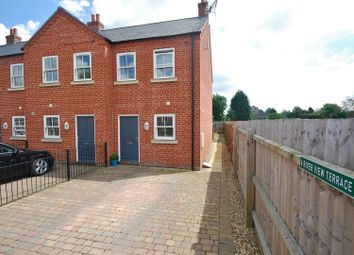 Thumbnail 3 bed terraced house for sale in River View Terrace, Willow Walk, Spalding