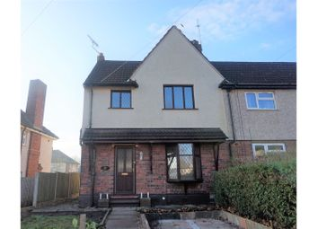 Thumbnail 3 bed end terrace house for sale in Hawthorne Road, Dudley