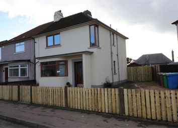 Thumbnail 3 bedroom semi-detached house for sale in Montrave Crescent, Leven
