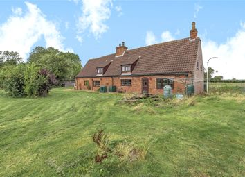 Thumbnail 4 bed detached house for sale in Moor Road, North Owersby