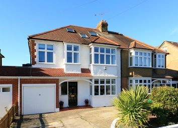 Thumbnail 4 bed semi-detached house for sale in Fernhill Gardens, North Kingston