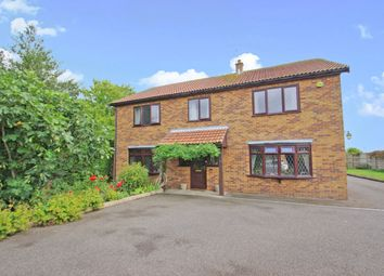 Thumbnail 4 bed detached house for sale in Backgate, Spalding, Lincolnshire