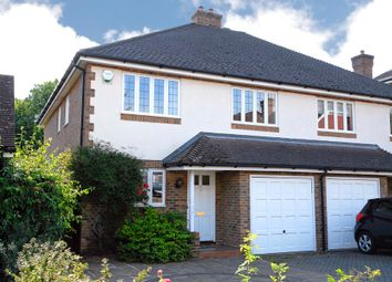Thumbnail 4 bed semi-detached house to rent in Tudor Road, Beckenham