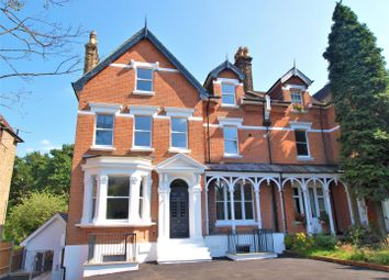 Thumbnail 2 bed flat to rent in Shortlands Road, Shortlands, Bromley