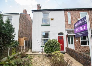 Thumbnail 2 bed semi-detached house for sale in Roberts Street, Eccles