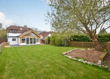 Thumbnail 4 bed detached house for sale in Liberty Road, Newtown, Fareham