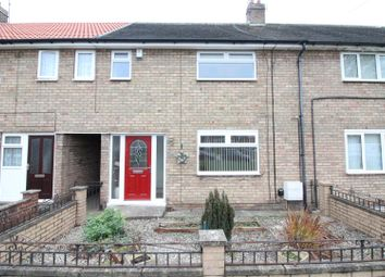 Thumbnail 2 bed terraced house for sale in Dent Road, Hull