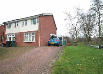 Thumbnail 3 bed semi-detached house for sale in Marquis Drive, Halesowen